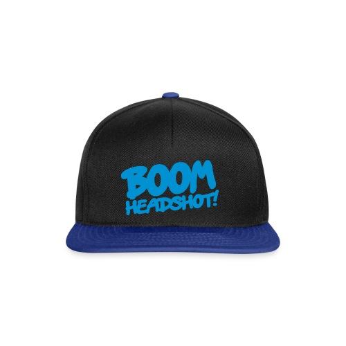 Boom Headshot Snapback  - Snapback Cap