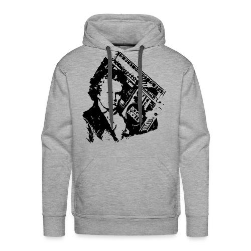 Gheetoven - Sweat-shirt à capuche Premium pour hommes