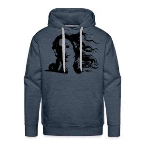 Venus - Sweat-shirt à capuche Premium pour hommes
