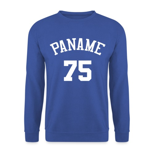 Pull paname 75 - Sweat-shirt Homme