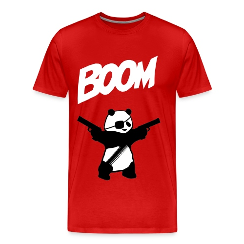 pandaboom - Men's Premium T-Shirt