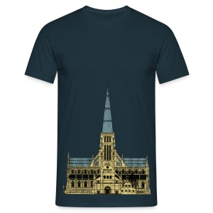 Old St. Paul's (Lower Front) - Men's T-Shirt