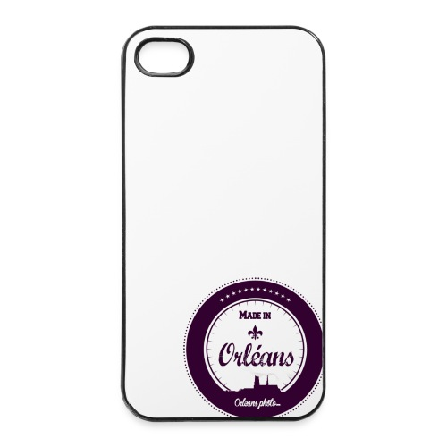 Made in Orléans 54 - Coque rigide iPhone 4/4s