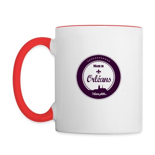 Made in Orléans 70 - Mug contrasté
