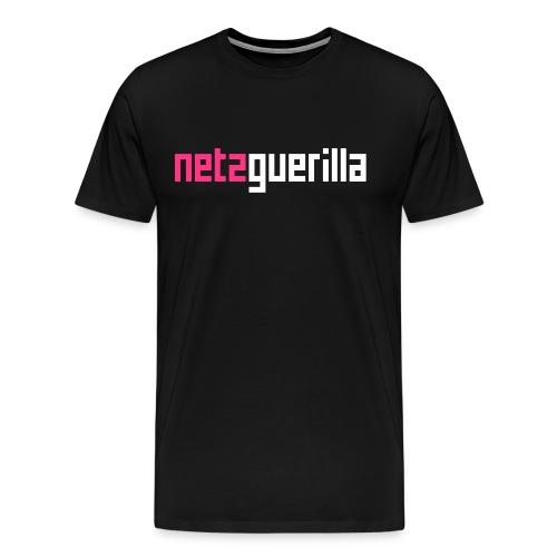 netzguerilla shirt - Männer Premium T-Shirt