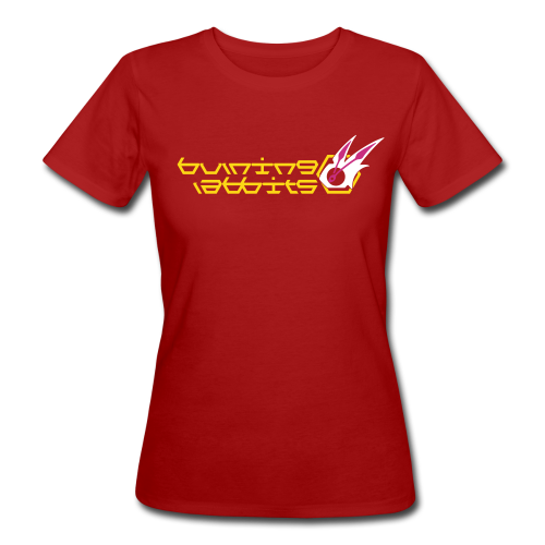 Burning Rabbits (free shirtcolour selection) - Women's Organic T-shirt