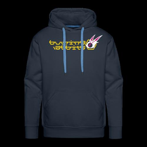 Burning Rabbits (free shirtcolour selection) - Men's Premium Hoodie