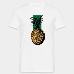 The Pineapple - Männer T-Shirt
