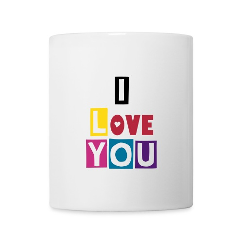 Taza i love you - Taza
