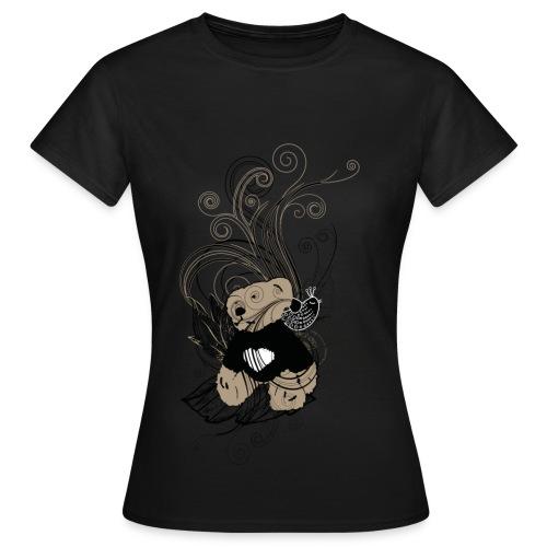 Le Vasile - T-shirt Femme