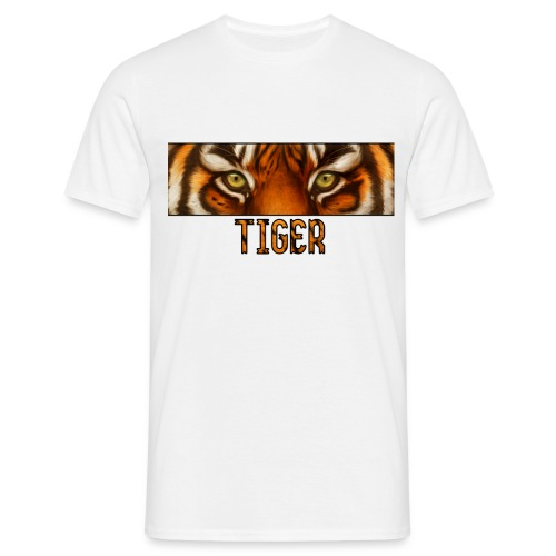 Tiger. - T-shirt Homme