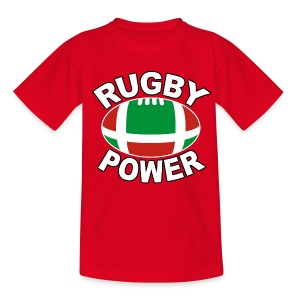Basque rugby power - T-shirt Ado