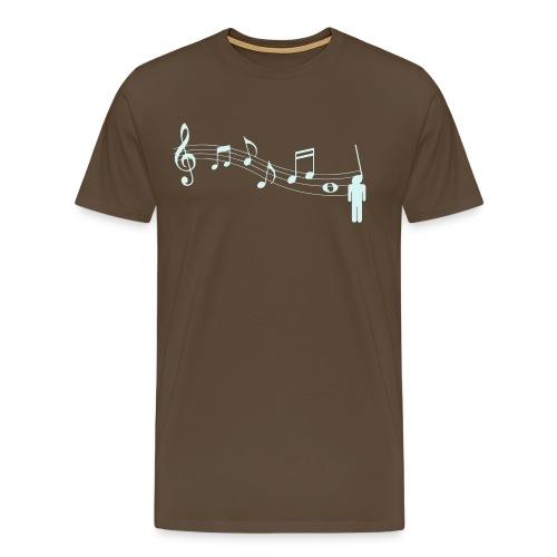 Hangin around T-Shirts - Männer Premium T-Shirt
