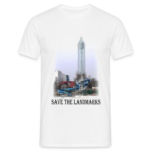 Jubilee Edition SAVE THE LANDMARKS 1 - Männer T-Shirt