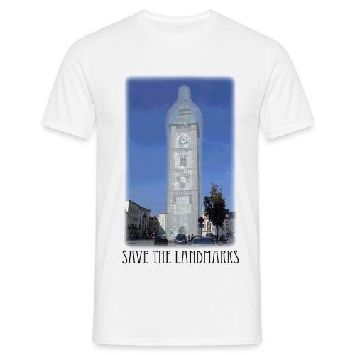 Jubilee Edition SAVE THE LANDMARKS 2 - Männer T-Shirt