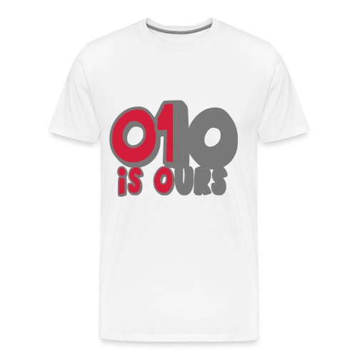 010 is ours! - Mannen Premium T-shirt