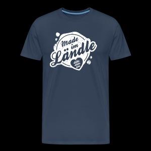 Made im Ländle - Kerle - Männer Premium T-Shirt