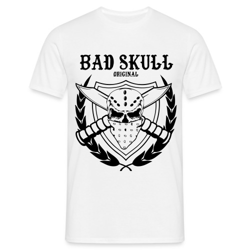 Bad Skull Original - Men's T-Shirt