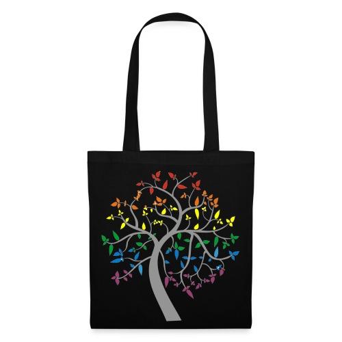 Magic Rainbow Tree - Tote Bag