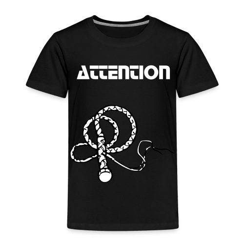Attantion - Kinderen Premium T-shirt