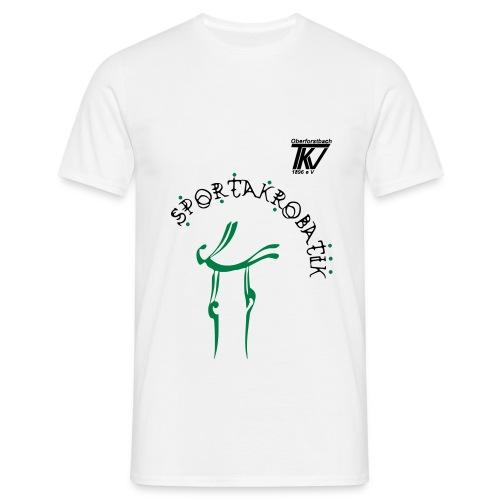 Sportakrobatik-TKV - Männer T-Shirt