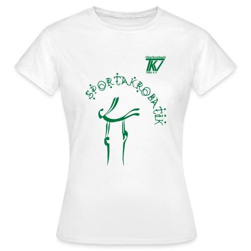 TKV leicht glitzernd - Frauen T-Shirt