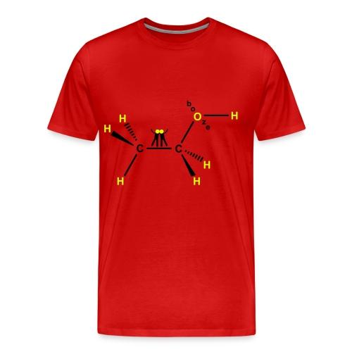 Alcohol - Men's Premium T-Shirt