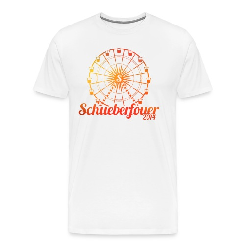 Schueberfouer (Summer design) - Men's Premium T-Shirt