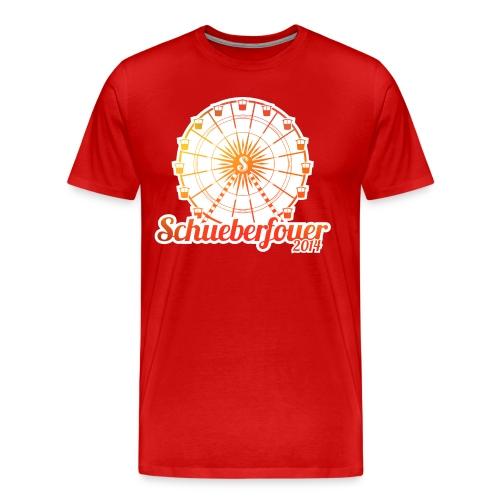 Schueberfouer 2014 (Summer design) - Men's Premium T-Shirt