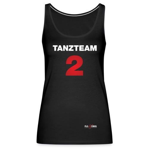 Tanzteam 1 - Frauen Premium Tank Top