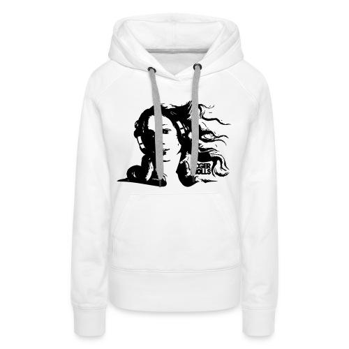 Venus - Sweat-shirt à capuche Premium pour femmes