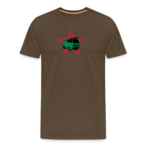 Wasserfreunde - Männer Premium T-Shirt
