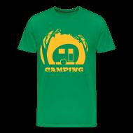T-Shirts ~ Men's Premium T-Shirt ~ Camping