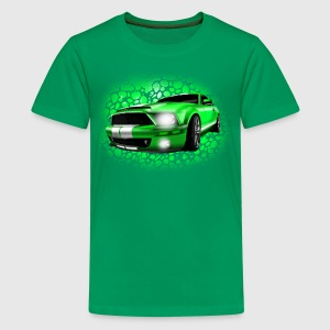sport car T-Shirts - Teenager Premium T-Shirt