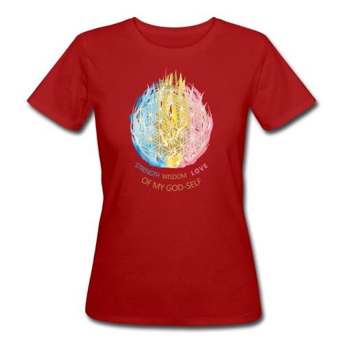 Healing-T-Shirt - Frauen Bio-T-Shirt