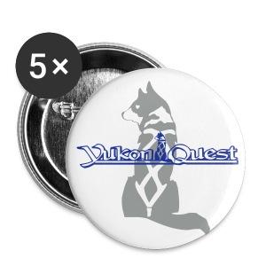 Yukon Quest Buttons - Buttons groß 56 mm