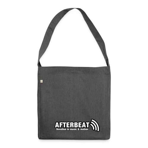 Afterbeat Bag - Schoudertas van gerecycled materiaal