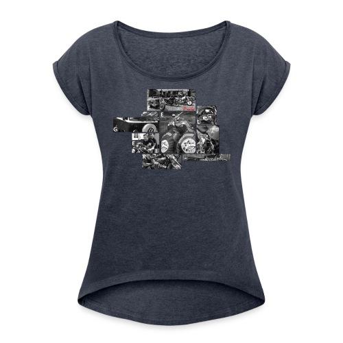 Felger disorder woman 2014 by ETT - T-shirt à manches retroussées Femme
