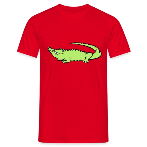 Crocodile - T-shirt Homme