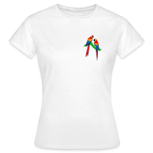 Perroquets - T-shirt Femme