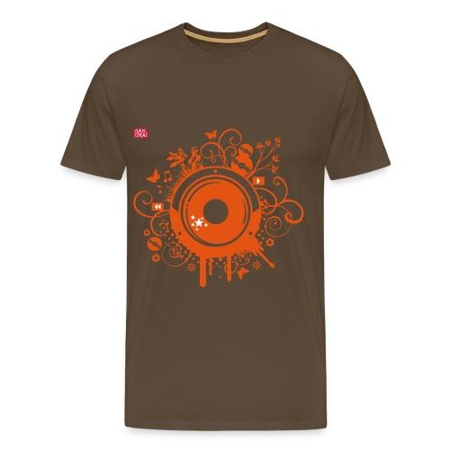 Tee-shirt Enceinte et Ornements - T-shirt Premium Homme