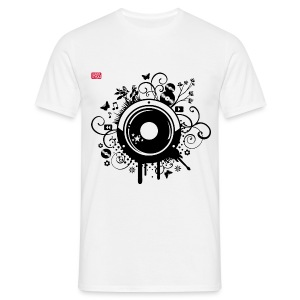 Tee-shirt Enceinte et Ornements - T-shirt Homme