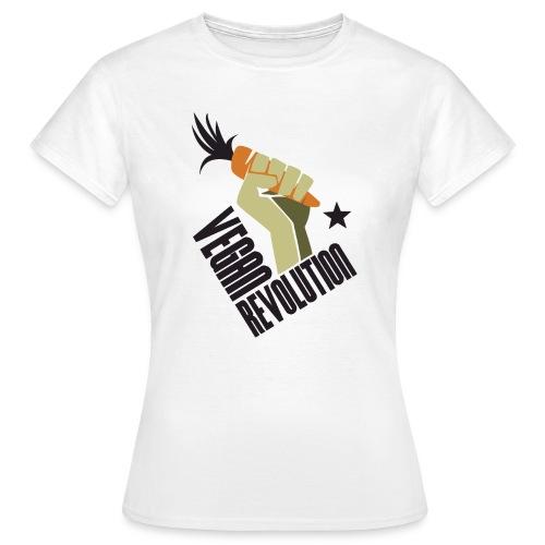 Vegan Revolution #1 - Maglietta da donna