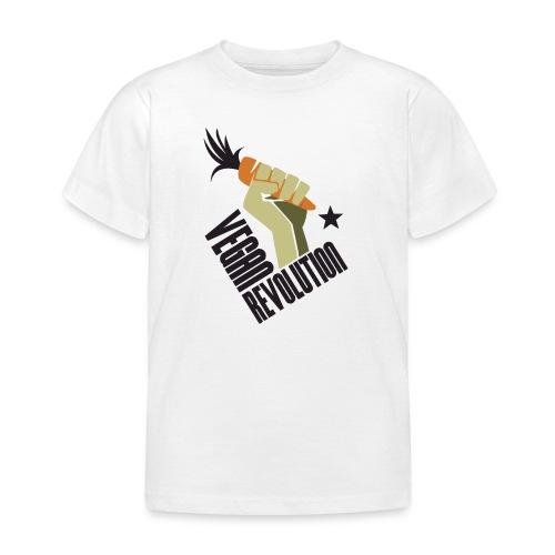Vegan Revolution #1 - Maglietta per bambini
