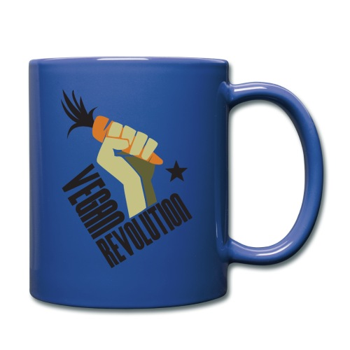 Vegan Revolution #1 - Tazza monocolore