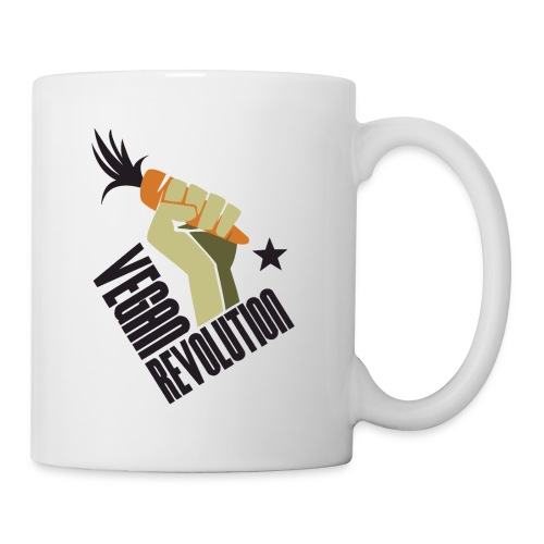 Vegan Revolution #1 - Tazza