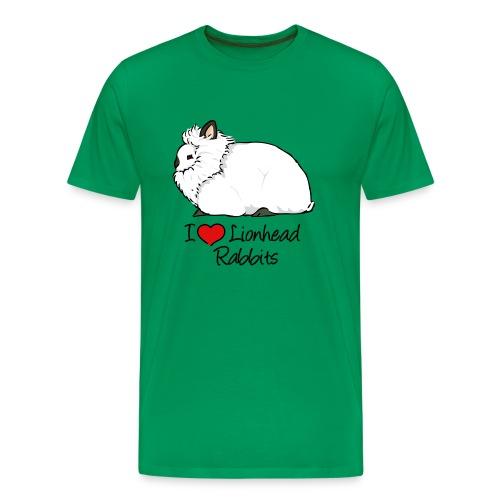 Lionhead - Men's Premium T-Shirt