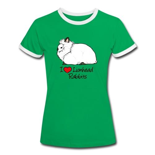 Lionhead - Women's Ringer T-Shirt