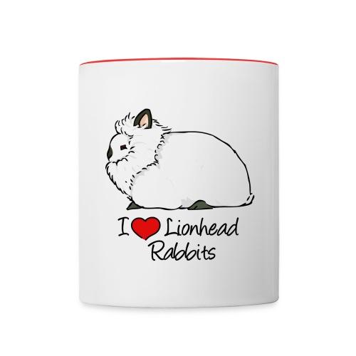 Lionhead - Contrasting Mug