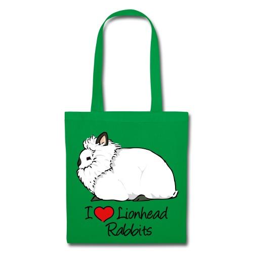 Lionhead - Tote Bag